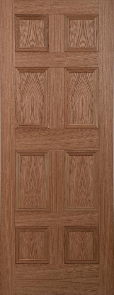 Traditional oak doors pronto doors for 1 panel inlaid oak veneer door