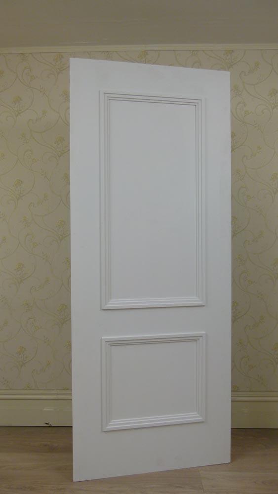 White Traditional Pronto Doors
